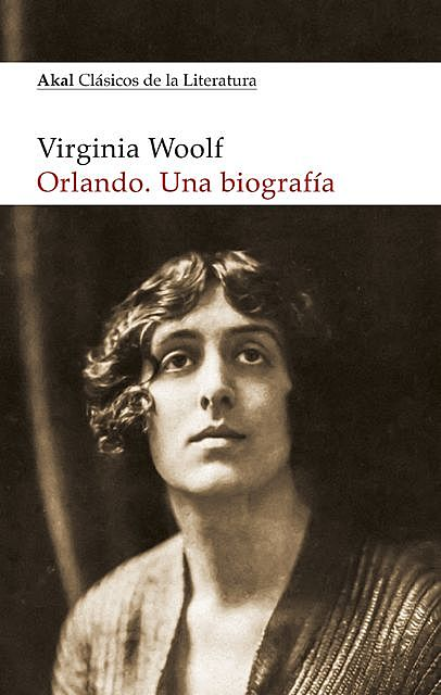 Orlando. Una biografía, Virginia Woolf