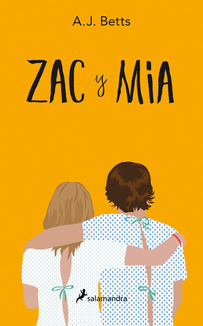 Zac y Mia, A.J. Betts