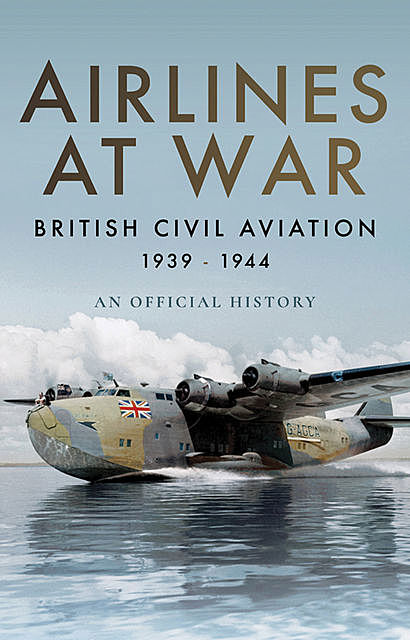 Airlines at War, Simon Wills