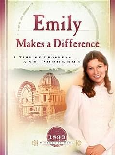 Emily Makes a Difference, JoAnn A. Grote