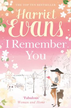 I Remember You, Harriet Evans