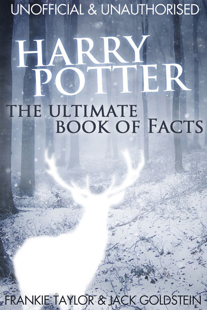 Harry Potter – The Ultimate Book of Facts, Jack Goldstein