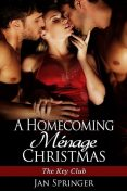 A Homecoming Menage Christmas, Jan Springer