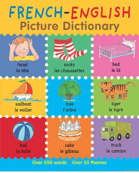 French-English Picture Dictionary, Catherine Bruzzone, Louise Millar