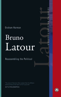 Bruno Latour, Graham Harman