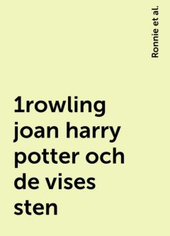 1rowling joan harry potter och de vises sten, Ronnie, epubconverter – Minimal offline PDF to ePUB converter for Android