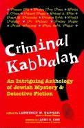 Criminal Kabbalah, Laurie R. King, Lawrence W. Raphael