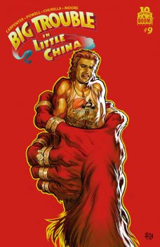 Big Trouble in Little China #9, Eric Powell