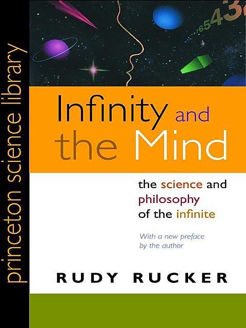 Infinity and the Mind, Rudy Rucker