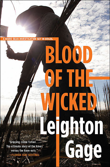 Blood of the Wicked, Leighton Gage