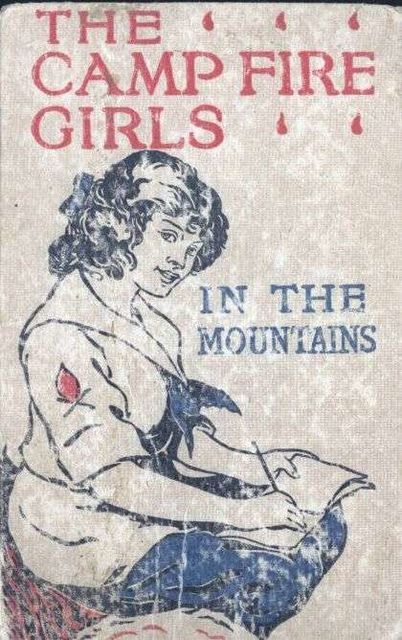 The Camp Fire Girls in the Mountains / or Bessie King's Strange Adventure, Jane L.Stewart