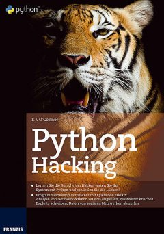 Python Hacking, T.J. O'Connor