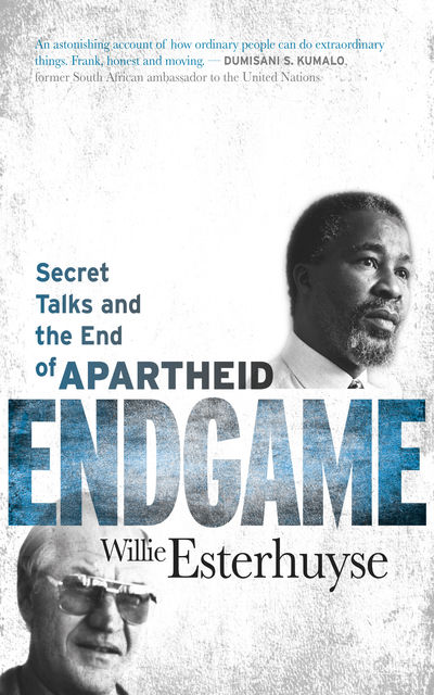 Endgame, Willie Esterhuyse