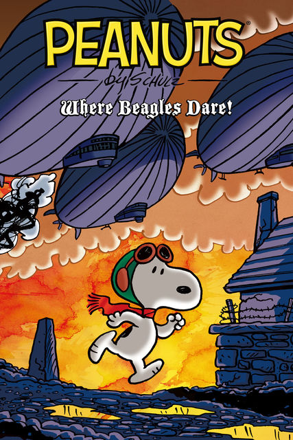 Peanuts: Where Beagles Dare OGN Vol. 1, Jason Cooper