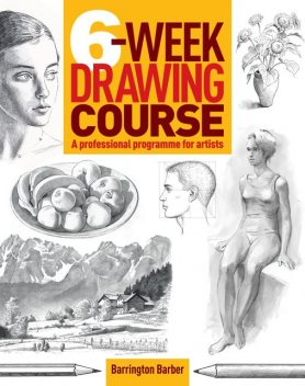 6-Week Drawing Course, Barrington Barber