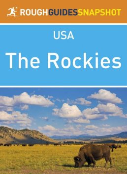 The Rockies (Rough Guides Snapshot USA), Rough Guides