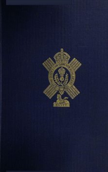 The History of the 7th Battalion Queen's Own Cameron Highlanders, Norman Macleod