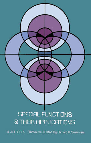 Special Functions & Their Applications, N.N.Lebedev