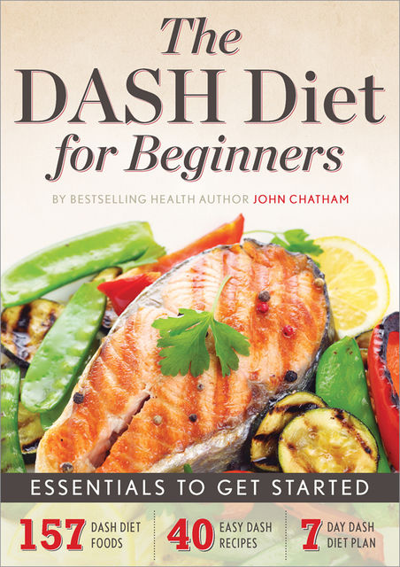 The Dash Diet for Beginners, Rockridge Press