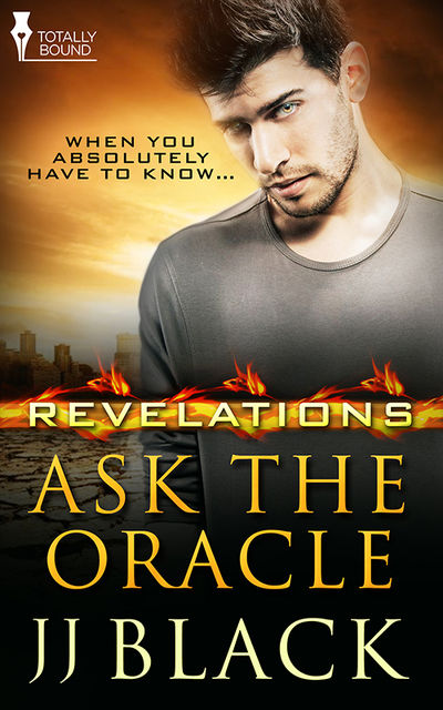 Ask the Oracle, JJ Black