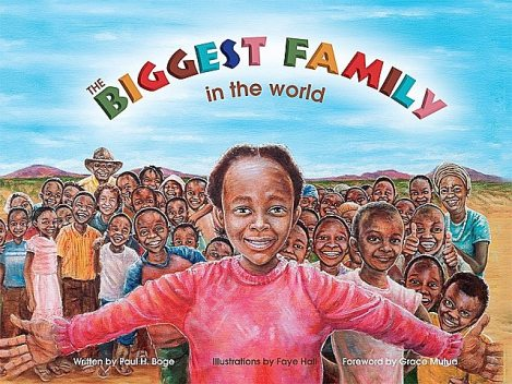 The Biggest Family in the World, Paul H Boge