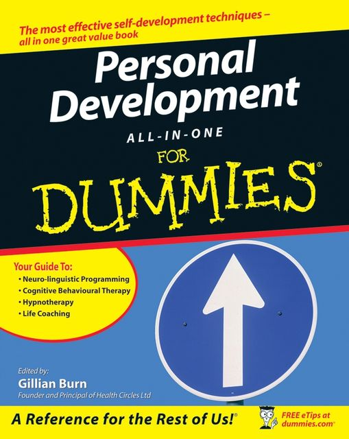 Personal Development All-In-One For Dummies, Mike Bryant, Kate Burton, Rhena Branch, Rob Willson, Romilla Ready, Jeni Mumford, Peter Mabbutt