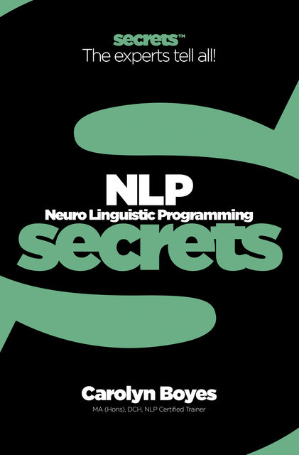 NLP (Collins Business Secrets), Carolyn Boyes