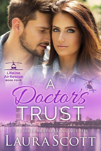 A Doctor's Trust, Laura Scott