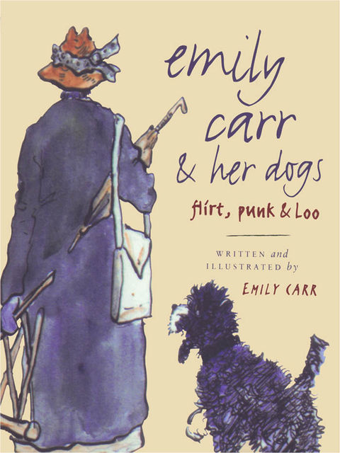 Emily Carr and Her Dogs, Emily Carr