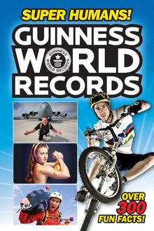 Guinness World Records: Super Humans, Donald Lemke