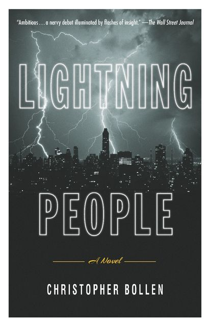 Lightning People, Christopher Bollen