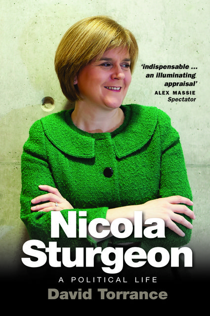 Nicola Sturgeon, David Torrance