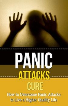 Panic Attacks Cure, Jamie Levell