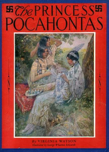 The Princess Pocahontas, Virginia Watson