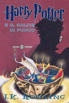 Harry Potter e il calice di fuoco, J.K. Rowling