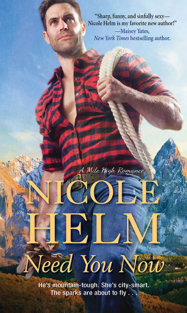 Need You Now, Nicole Helm