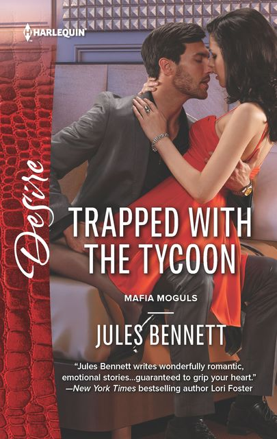 Trapped with the Tycoon, Jules Bennett