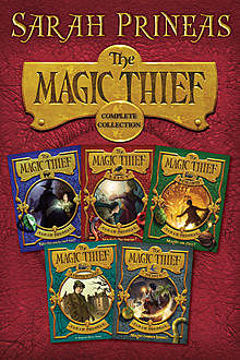The Magic Thief Complete Collection, Sarah Prineas
