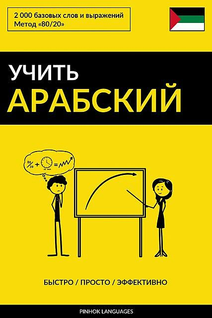 Учить арабский – Быстро / Просто / Эффективно, Pinhok Languages