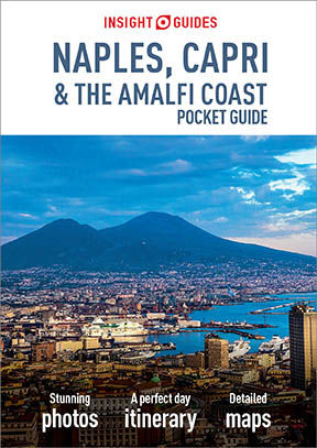 Berlitz: Naples, Capri & the Amalfi Coast Pocket Guide, Berlitz