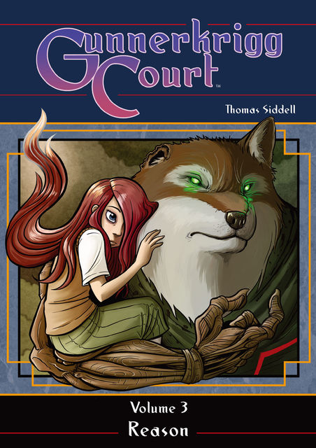 Gunnerkrigg Court Vol. 3: Reason, Thomas Siddell