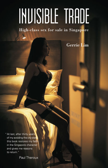 INVISIBLE TRADE, Gerrie Lim