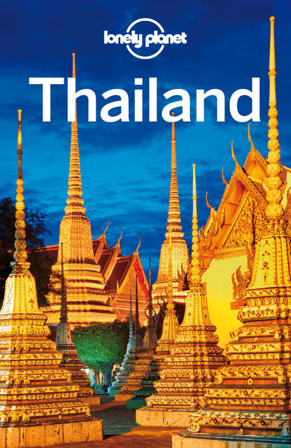 Lonely Planet Thailand, Lonely Planet
