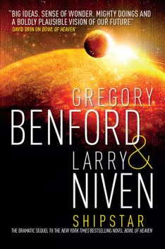 Shipstar, Larry Niven, Gregory Benford, Gregory Bentham