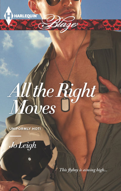 All the Right Moves, Jo Leigh
