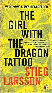 The Girl with the Dragon Tattoo, Stieg Larsson