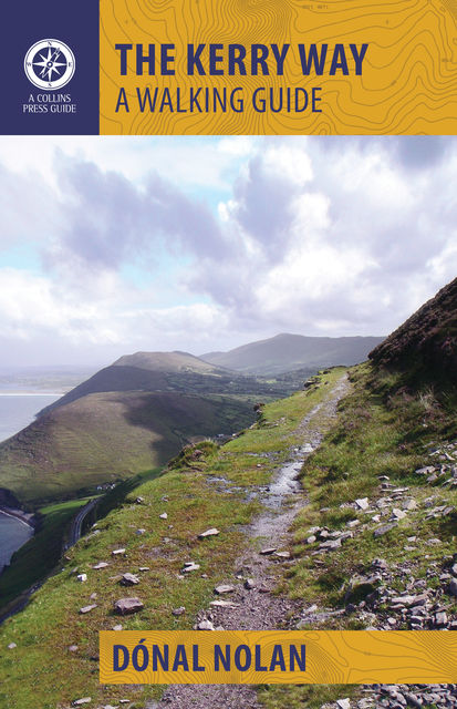 The Kerry Way: A Walking Guide, Dónal Nolan