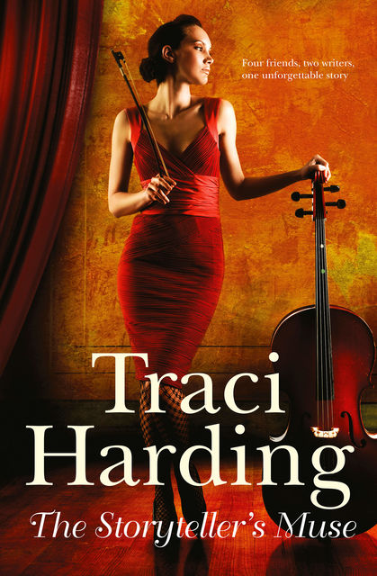 The Storyteller's Muse, Traci Harding