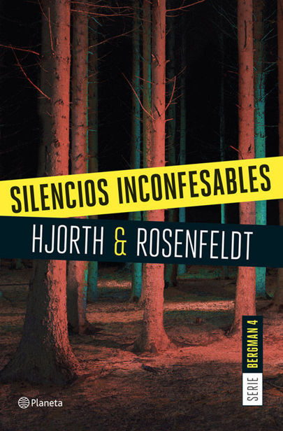 Silencios inconfesables, Michael Hjorth