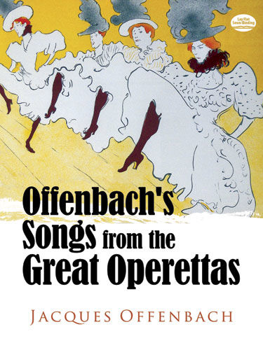 Offenbach's Songs from the Great Operettas, Jacques Offenbach